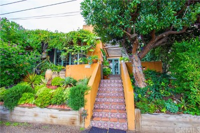 Laguna Beach Single Family Home For Sale: 31692 Jewel Avenue
