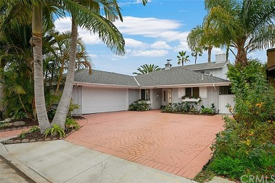 San Clemente CA Single Family Home For Sale: $899,000