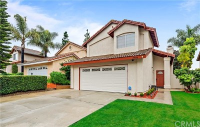 Laguna Niguel Single Family Home For Sale: 25046 Sanoria Street