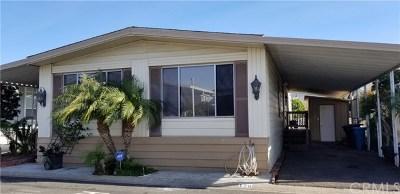 San Juan Capistrano Mobile Home Active Under Contract: 32371 Alipaz Street