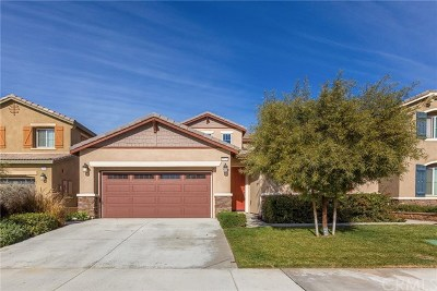 Fontana Single Family Home For Sale: 15524 Red Pepper Place