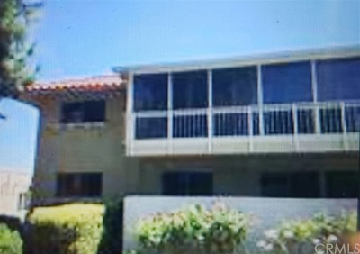 Orange County Condo/Townhouse For Sale: 2265 Via Puerta #O