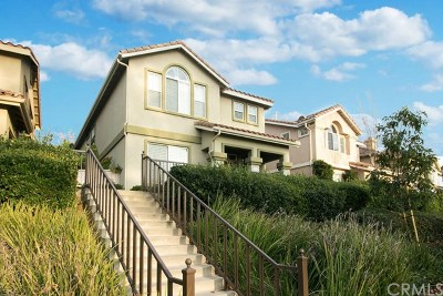 Rancho Santa Margarita Single Family Home For Sale: 11 Paseo Dalia