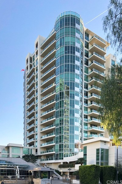 Marquee At Park Place (Marq) Condo/Townhouse For Sale: 3131 Michelson Drive #902
