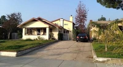 Pasadena Multi Family Home For Sale: 1895 E Villa Street