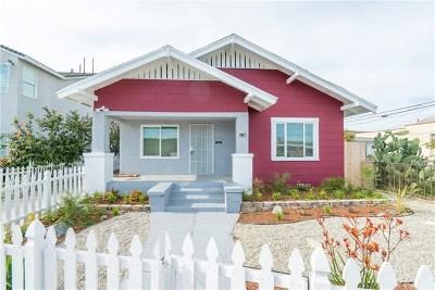 Rental For Rent: 1109 Alamitos Avenue