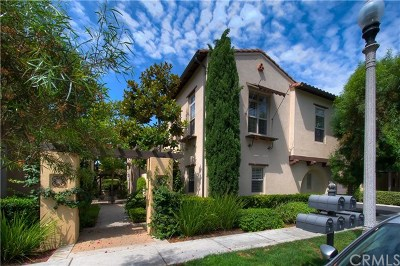 Irvine CA Condo/Townhouse For Sale: $585,000