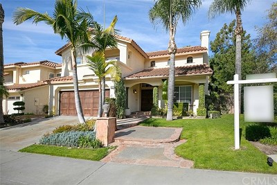 Mission Viejo Single Family Home For Sale: 27119 Pacific Terrace Drive