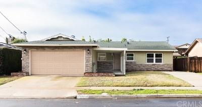 San Diego Single Family Home For Sale: 5096 New Haven Road