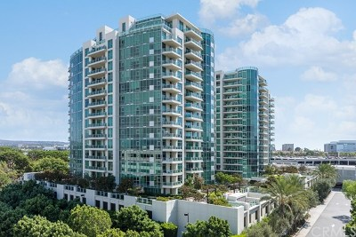 Marquee At Park Place (Marq) Condo/Townhouse For Sale: 3131 Michelson Drive #802