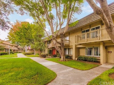 Fountain Valley Condo/Townhouse For Sale: 18182 Glacier Court