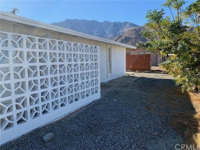 Palm Springs Single Family Home For Sale: 835 W Rosa Parks Road