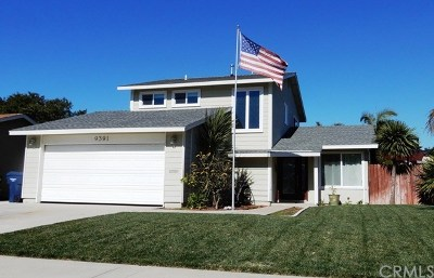 Huntington Beach Single Family Home For Sale: 9391 Woodcrest Drive