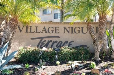 Laguna Niguel Condo/Townhouse For Sale: 24479 Mozer Drive #108