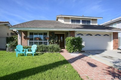 Irvine Single Family Home For Sale: 14121 Picasso Court