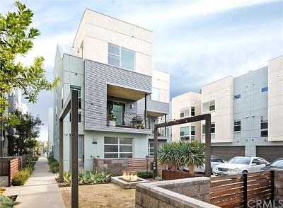 Costa Mesa Condo/Townhouse For Sale: 150 Mercer Way