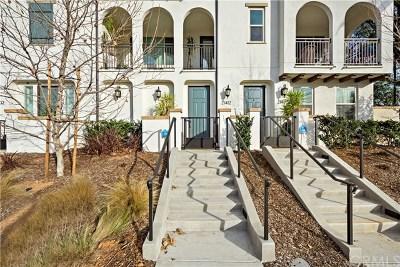Rancho Santa Margarita Condo/Townhouse For Sale: 21412 Dahlia Court