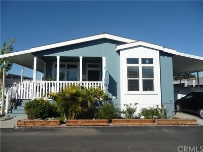 Costa Mesa CA Mobile Home For Sale: $222,500