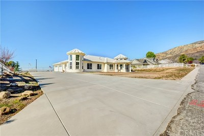Yucaipa Single Family Home For Sale: 10044 Carol Drive