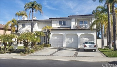 Orange County Single Family Home Active Under Contract: 38 Coronado Pointe