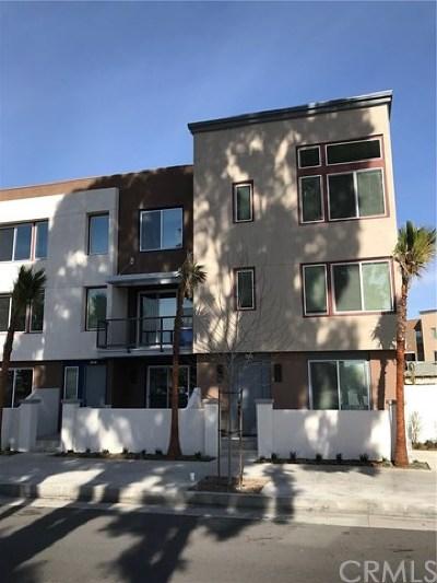 El Monte Condo/Townhouse For Sale: 11405 Garvey Avenue, Unit #E