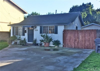 Lakewood Single Family Home For Sale: 11448 216th Street