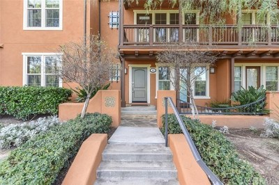 Irvine Condo/Townhouse For Sale: 42 Pathway