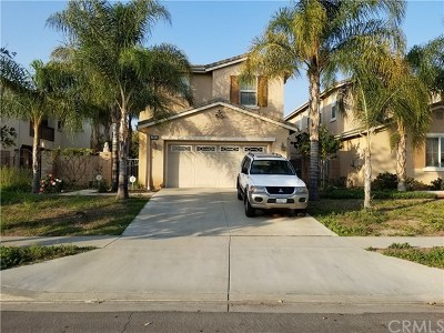 Covina Single Family Home For Sale: 305 E Bellbrook Street