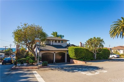 Laguna Beach Single Family Home For Sale: 385 Flora Street