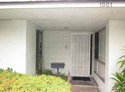 La Habra Rental For Rent: 1001 S Glencliff