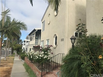 Corona Del Mar, Newport Coast Rental For Rent: 322 Marguerite Avenue #A