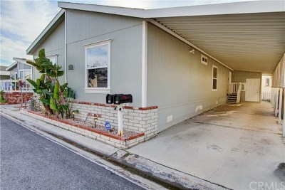 Mobile Home For Sale: 21851 Newland Street