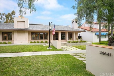 Dana Point Single Family Home For Sale: 24641 El Camino Capistrano