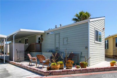 San Clemente Mobile Home For Sale: 102 Surf Drive