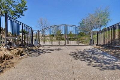 Poway Single Family Home For Sale: 16311 Espola Road