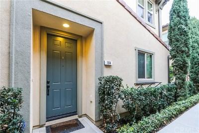 Irvine Condo/Townhouse For Sale: 184 Pathway