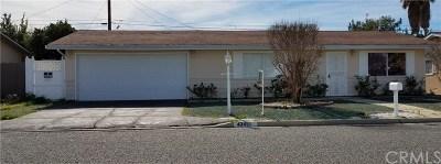 Hemet Single Family Home For Sale: 43451 Acacia Avenue