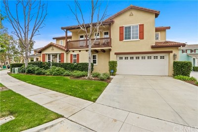 Ladera Ranch Condo/Townhouse For Sale: 26 Fieldhouse