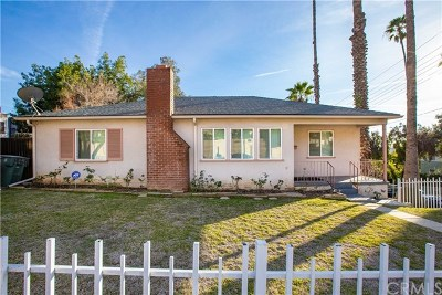 Pasadena Single Family Home For Sale: 1460 N Marengo Avenue