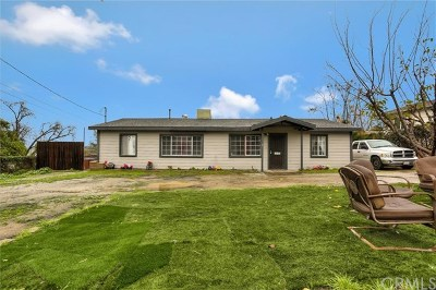 Jurupa Single Family Home For Sale: 6088 Tarragona Drive