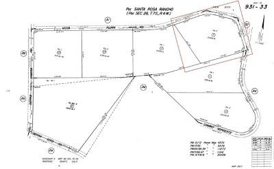 Murrieta Residential Lots & Land For Sale: 20350 Vista Flora Road