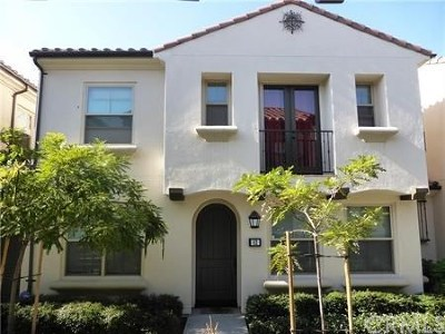 Irvine Condo/Townhouse For Sale: 62 Emerald Clover