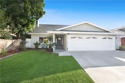 Cerritos Single Family Home For Sale: 12346 Edgefield Street