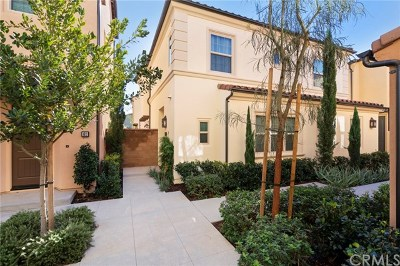 Irvine Condo/Townhouse For Sale: 63 Kestrel