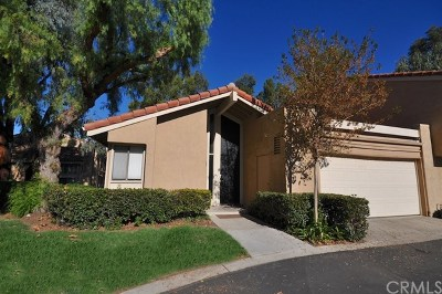 Mission Viejo Single Family Home For Sale: 26731 Dulcinea