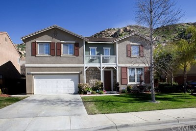 Moreno Valley Single Family Home For Sale: 26396 Mare Lane