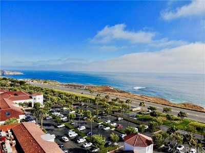 Newport Coast Condo/Townhouse For Sale: 8 Sidra
