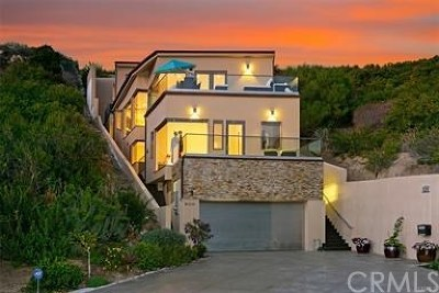 Laguna Beach Single Family Home For Sale: 829 Diamond Street
