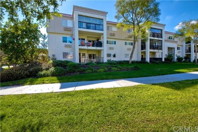 Laguna Woods Condo/Townhouse For Sale: 5518 Paseo Del Lago E #1H
