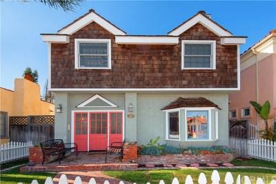 Long Beach Single Family Home For Sale: 211 Argonne Avenue